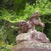 加賀逆立ち狛犬のルーツ的存在か?