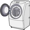 ドラム式洗濯機ってこんなに揺れるものなのか・・・