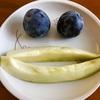 果実の表面の白い粉の正体