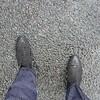 雨に備えるなら? スエードのブーツがオススメなんです♪