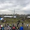 東京トライアルハーフマラソン 詳細レポート