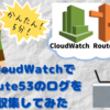 Route53の通信ログをCloudWatchで収集してみた