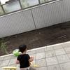 【節約】夏休みは庭で遊びつくそう!5歳、2歳の息子たちを観察してみた。