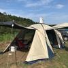 成田スカイウェイBBQキャンプ場へ行ってきました。