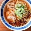 焦がしネギ鶏チャーシュー麺