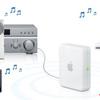 iOS4.2の新機能「AirPlay」でiPhoneの曲をスピーカーで聴けるようになってた。