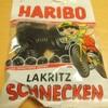 外国人が大好きなリコリス味(ラクリッツ) ハリボー シュネッケン