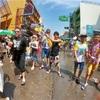 『🇹🇭《世界まとめ88》タイのソンクラーン祭りに参戦!🇹🇭』