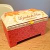 小麦粉も紙も人の手に掛かると大変身/Les Années Follesのお菓子