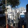 観音坂~東福院坂(天王坂)~須賀神社(男坂・女坂)~闇坂 東京都新宿区若葉・須賀町・信濃町