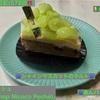 🚩外食日記(578)    宮崎  「ニココペッシュ(Sweets Shop Nicoco Peche)」③より、【シャインマスカットのタルト】【あんバターもなか】‼️