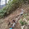 経ヶ岳バーティカルリミット2017コース整備