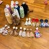 ワークショップで、キラキラのアクセサリー作り〜!!ピアスとイヤリングを作りました!