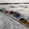 2015冬釣果報告 ワカサギ釣りもキャッチ&リリース