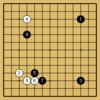 囲碁ウォーズ対戦記11  久々の対人戦!