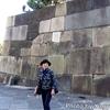 あらためて江戸城の石垣を見る
