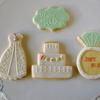 日本×シンガポールの国際結婚アイシングクッキーGift♡