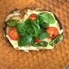 こなログ バジルチーズトーストと素晴らしき日曜日