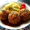 【雑穀料理】もちアワを使ったクリームコロッケの作り方【洋食の定番レシピ】