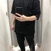 【GU】新作ポンチクルーネックT(5分袖)Tシャツを「絶対」買うべき3つの理由!!【メンズコーデ】