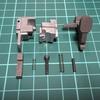 ガスブロM4用 ボルトストップの組み立て