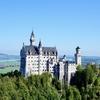 【ドイツ】ロマンティック街道の旅④フュッセン、ノイシュヴァンシュタイン城