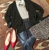【40代ファッション初秋】エルベシャプリエやユニクロGU。いつものアイテムで夏から秋に簡単スイッチ。