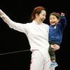 【佐藤希望】ママさんフェンサー、世界の8位!