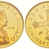 モナコ1974年レーニエ大公50フラン金貨ピエフォーPCGS SP66