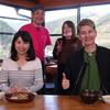 慎太郎食堂を紹介して貰います。