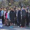 幸田町新春駅伝・ファミリージョギング大会