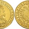神聖ローマ帝国1643年フェルディナンド3世10ダカット金貨