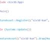 Siv3D January 2016が来たので昔のコードを書き換えてみた