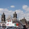 メキシコシティを効率的に観光しよう!2階建て観光バスでぐるっと1周してみた。