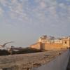 モロッコの旅 2日目・エッサウィラの夕日