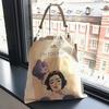 レジ袋だって立派なバッグに変身!