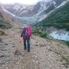 上ホロカメットク山(1980m)~十勝岳(2077m)