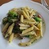 イタリア料理レシピ パスターブロッコリーとスルメイカのペンネ