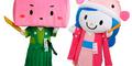 【ふるさと納税】佐賀県 小城市 返礼品がとどきました。竹下製菓アイスバラエティ8箱セット