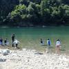 8月23日 川の学校 親子川ガキクラブ