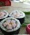 桃の節句にお花寿司♪