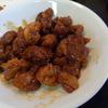幸運な病のレシピ( 1363 )夜:ナスの紫蘇味噌炒め、トリの唐揚げの甘酢(仕立直し)