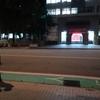台北の夜と空