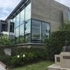 漱石山房記念館が本日オープン。「夏目漱石記念施設整備基金」への寄付者名簿パネルに小生の名前も。