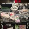 こども4人の家族旅行(1) 3泊4日のスーツケースの中身