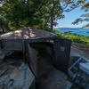 長崎県 佐世保市 軍遺構の一つ丸出山堡塁砲台観測所跡を訪れてきました。