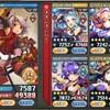 『神姫プロジェクト』20Fまで増設のタワーイベント(火塔) 500位以内の過去最高を記録!