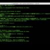 MacのsayコマンドとPythonでツイート読み上げスクリプト書いた