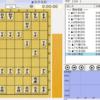 学習中に生成した棋譜の分析