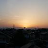 小平市の日没 #4K動画